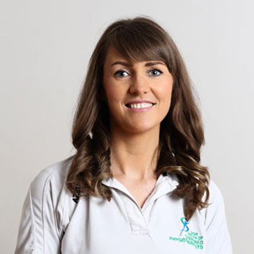 Claire Griffin Physiotherapist