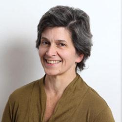Judith Monk, CranioSacral Therapist.